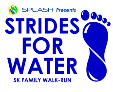 Strides For Water 5K Family Walk-Run