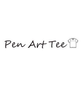 Pen Art Tee