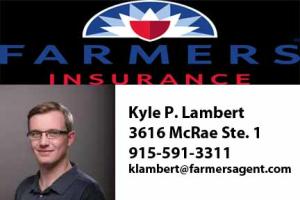 Kyle P. Lambert Farmers Ins.