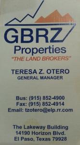 GBRZ Properties
