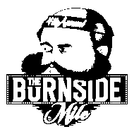 The Burnside Mile Logo