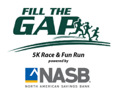 Fill the GAP 5K Race powered by NASB