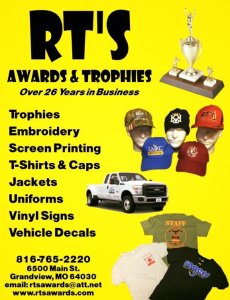 RT's Awards & Trophies
