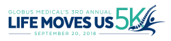 Globus Medical Life Moves Us 5K