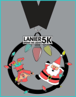 Lanier Under the Lights 5K