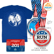 Race For The White House 4 Miler Virtual Race