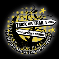 Trick or Trail & Spooky  Sprint