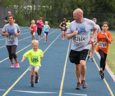 Sgt. Patrick J O'Rourke 5.5k and Family Hero Fun Run 1/4 mile