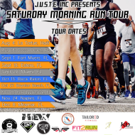Saturday Morning Run Ft. Lauderdale