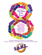 8th Annual Strides for SOUL