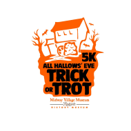 All Hallows Eve Trick or Trot 5K Family Walk - Midway Village Museum