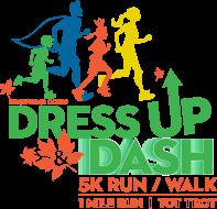 Dress Up and Dash 5k Run/Walk