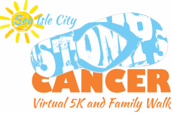 Sea Isle City STOMPS Cancer Virtual 5k & Family Walk