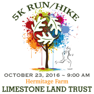 Limestone Land Trust 5k Run/Hike