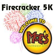 2017 Moe's Firecracker 5K