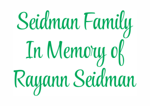 Seidman Family