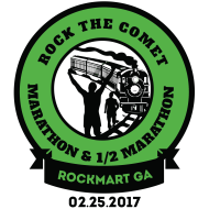 Rock the Comet Marathon and Half Marathon