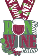 2016 Run Now Wine Later Virtual Run - 5k/10k/Half Marathon (Round 2)