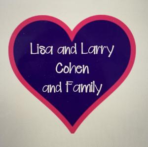 Lisa & Larry Cohen & Family