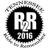 Tennessee Ride to Remember 2016