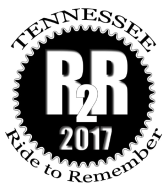 Tennessee Ride to Remember 2017