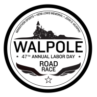 47th Annual Walpole Labor Day Road Race - At Home Edition