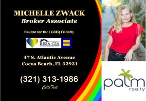 Michelle Zwack Palm Realty