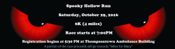 Spooky Hollow Run