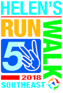 Helen's 3rd Run/Walk 2018 Southeast