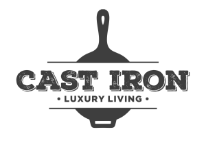 Cast Iron Luxury Living