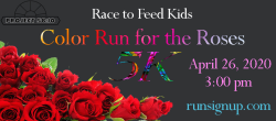 RACE TO FEED KIDS 5K COLOR RUN