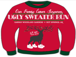 Ugly Sweater Run, Our Promise Cancer Resources