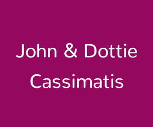 John & Dottie Cassimatis