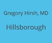 Gregory D Hirsch MD