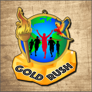 """Gold Rush"" - San Diego CA"