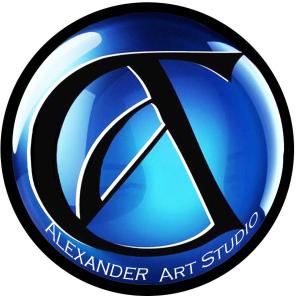 Candice Alexander Art Studio