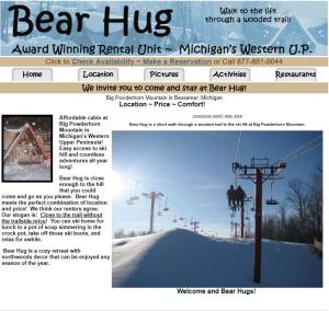 Bear Hug Cabin