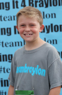 3rd Annual Team Braylon 5K