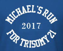 Michael's Run for Trisomy 21