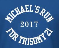 Michael's Run for Trisomy 21