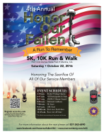 Honor Our Fallen 5K/10K
