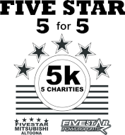 Five Star 5k For 5 Charities
