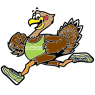 Courage Worldwide Elk Grove Turkey Trot