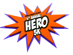 4th Annual Hero 5K Run/Walk, 1K Family Fun Run and 5K Wheelchair Race