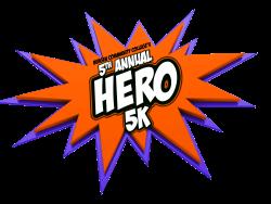 5th Annual Hero 5K Run/Walk - Now Virtual!