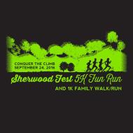Sherwoodfest 5K/1K