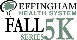 Effingham Health System Fall 5K Series!