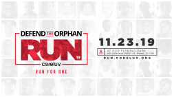 Defend The Orphan Run 2019