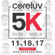 Defend The Orphan 5K Run/Walk