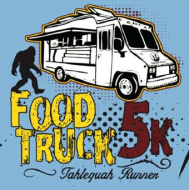 Tahlequah Runner Food Truck 5k - Sept 9, 2017
